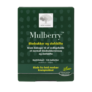 New Nordic Mulberry 120 tabl. - Scandea O2O
