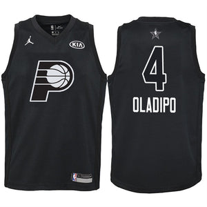 new style bd36a 1eb2f NBA All-Star Game Indiana Pacers #4 Victor Oladipo Swingman Jersey