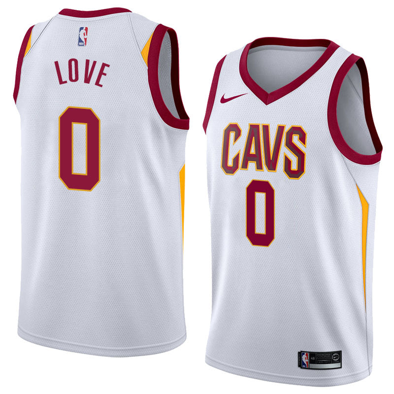 low priced 8fb6e 7bb45 Nike Cleveland Cavaliers #0 Kevin Love Basketball Jersey - Fan Edition