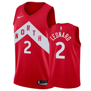 outlet store b2ce8 05c8f Nike Toronto Raptors #2 Kawhi Leonard Basketball Jersey - Earned Edition