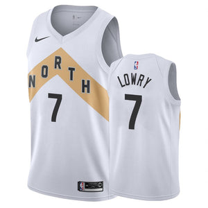 new concept f14b4 7a891 Nike Toronto Raptors #7 Kyle Lowry OVO City Edition Jersey