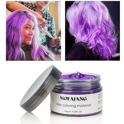 ★★★★★ Natural Hair Colour Wax