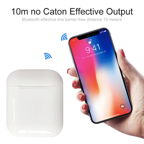 Wireless EarPods With Touch