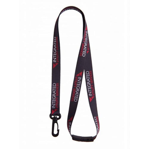 Lanyard with Plastic Dog Clip 15mm