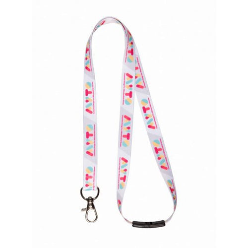 Lanyard with Trigger Clip 15mm