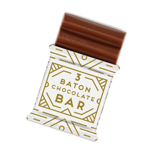 Chocolate Bar 3 Baton