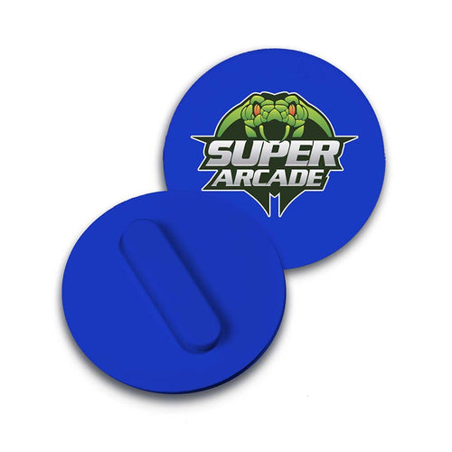 37mm Clip Badge (Coloured)