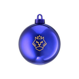 60mm Shatterproof Baubles - UK Made