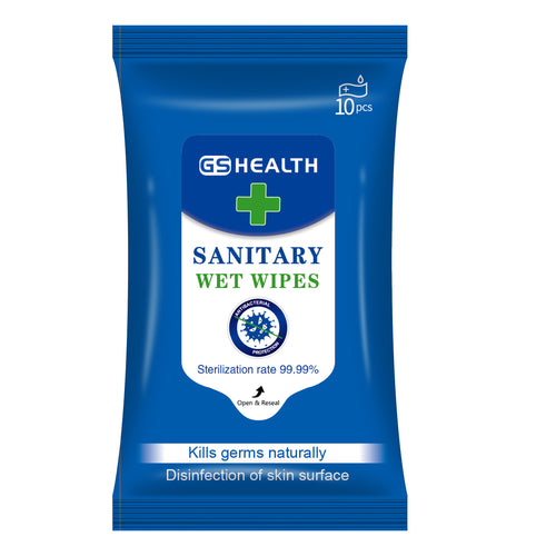 Antibacterial Wipes - Unbranded
