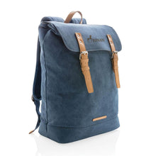 Load image into Gallery viewer, Canvas Laptop Backpack