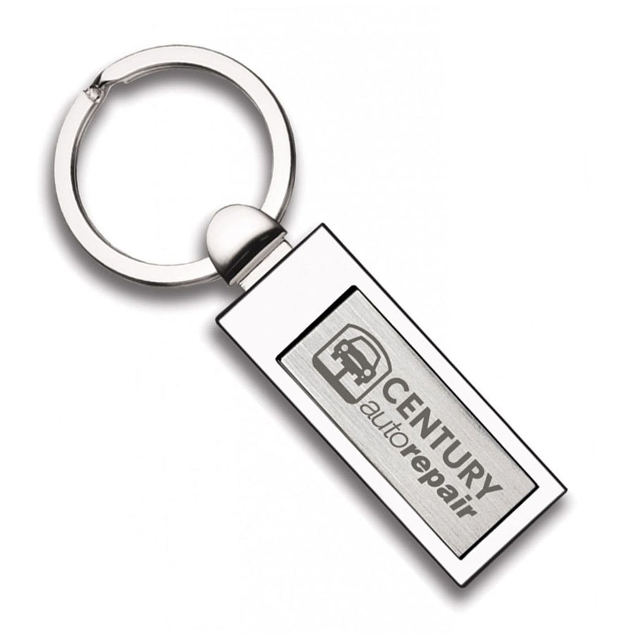 Carrera Keyring Engraved