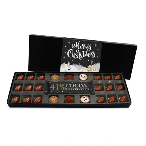 Christmas Edition Chocolate Box