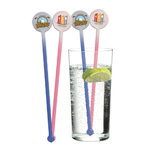 Colour Change Drink Stirrers