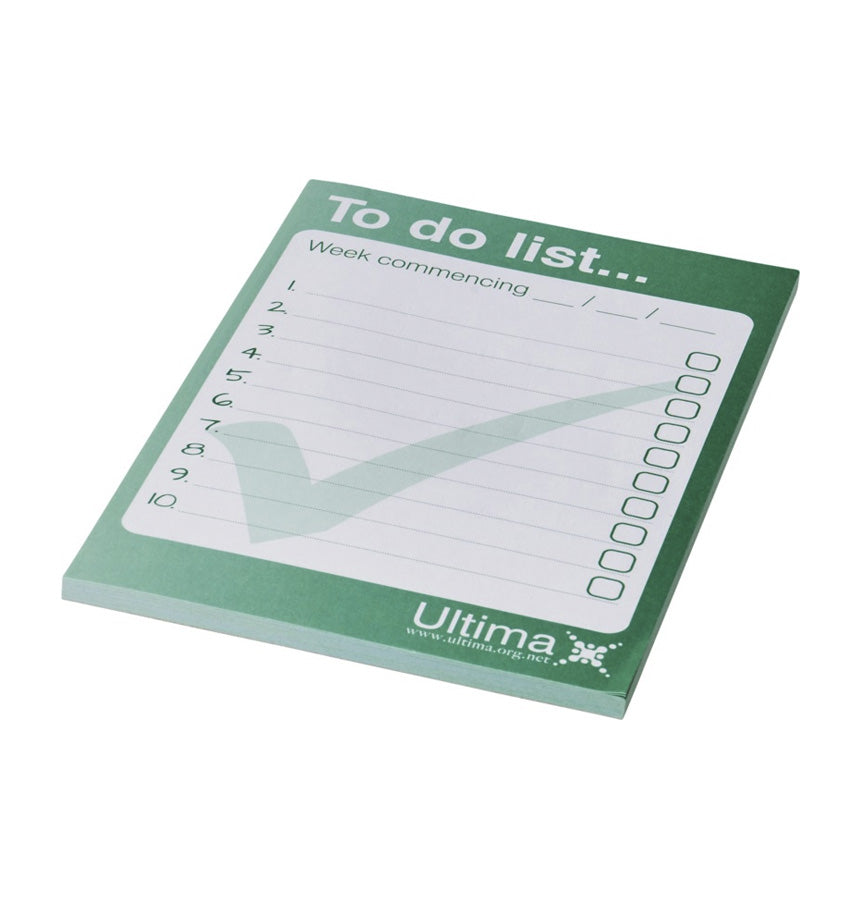 Desk-Mate A6 Notepad (50 sheets)
