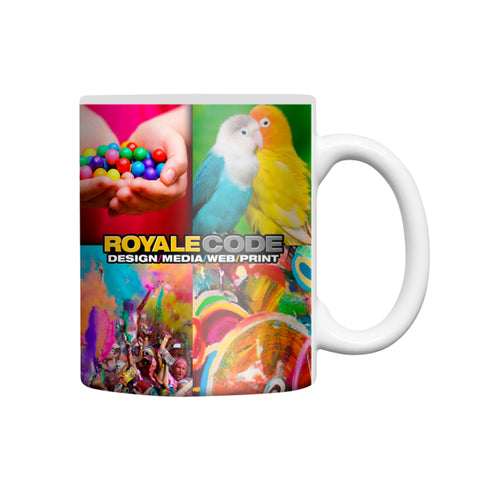 Dishwasher Safe Full Colour Mug