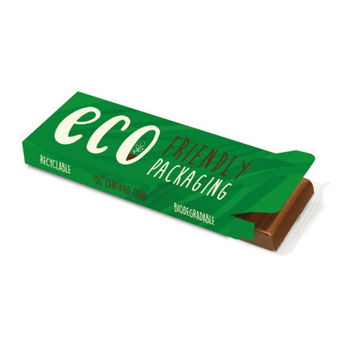 Eco 12 Baton Chocolate Box