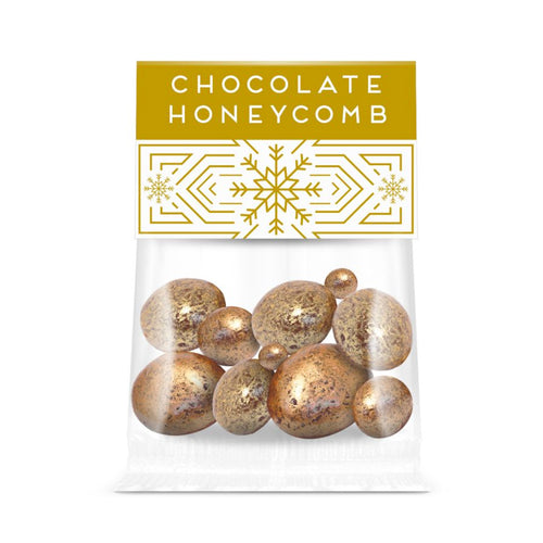 Chocolate Honeycomb Eco Info Card