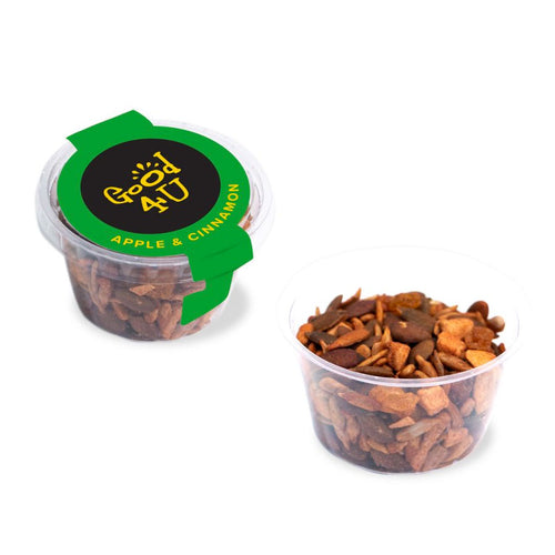 Apple & Cinnamon Snacks Eco Maxi Pot