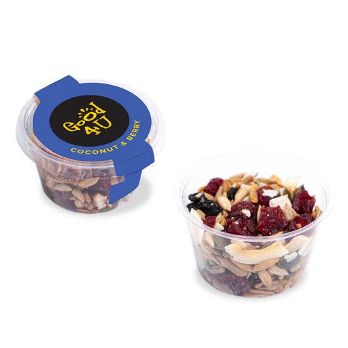 Coconut & Berry Snacks Eco Maxi Pot
