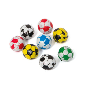Chocolate Footballs Midi Eco Pot