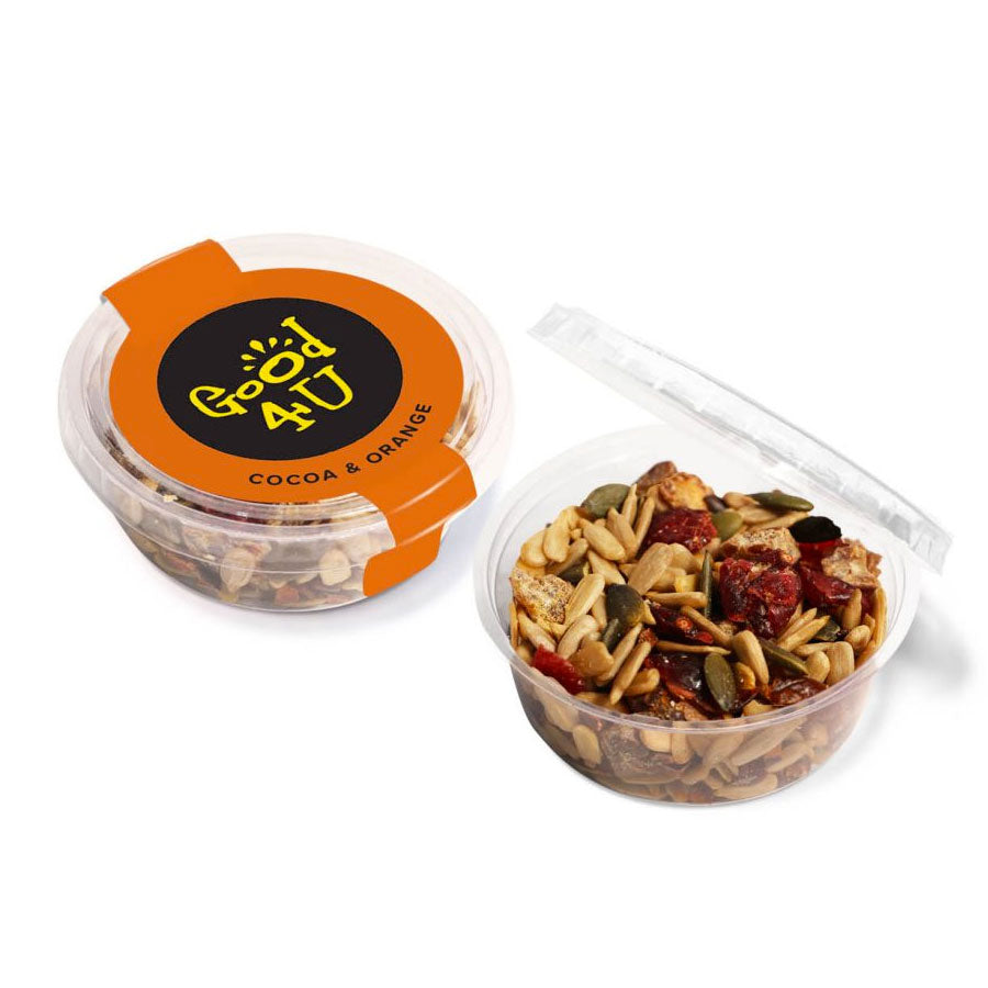 Cocoa & Orange Snacks Eco Midi Pot