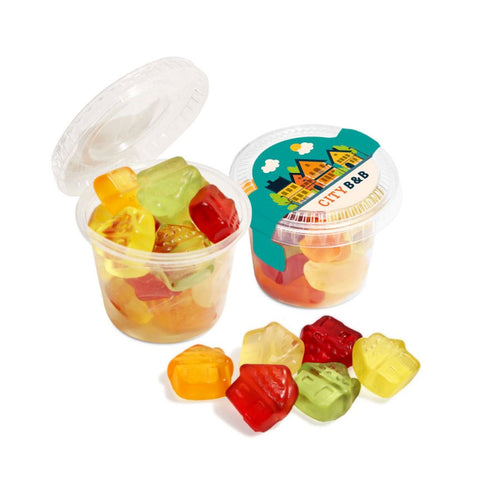 Fruit Gums Eco Mini Pot