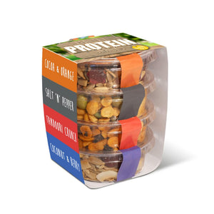 Protein Snacks Eco Pot Stackers