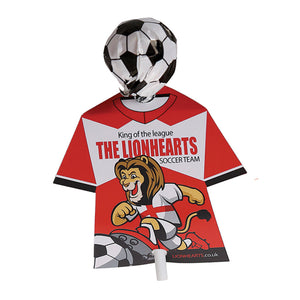 Football Shirt Lollipop