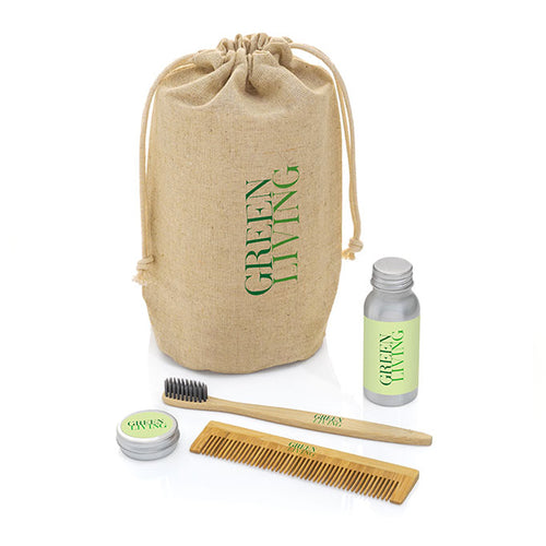 Gift Set in a Hemp Bag