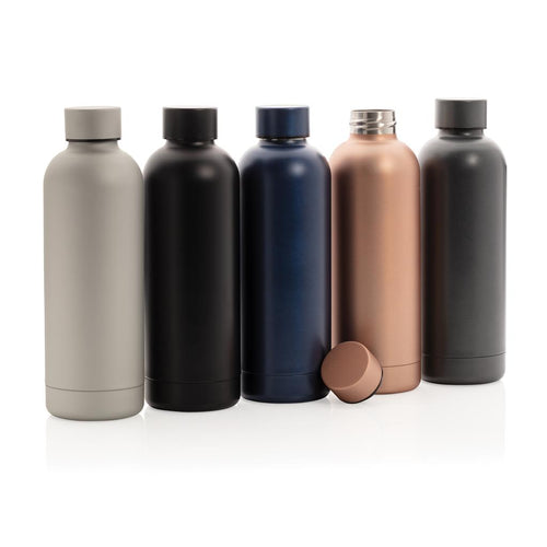 Impact Steel Vacuum Bottle