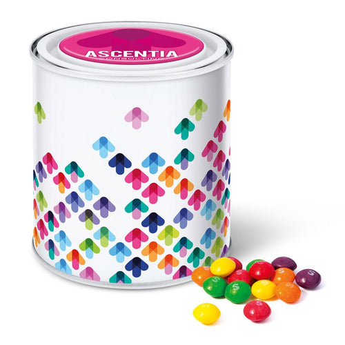 Skittles Large Paint Tin