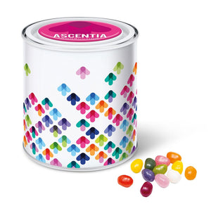 Jelly Beans Large Paint Tin