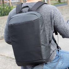 Load image into Gallery viewer, Madrid Anti-Theft RFID USB Laptop Backpack
