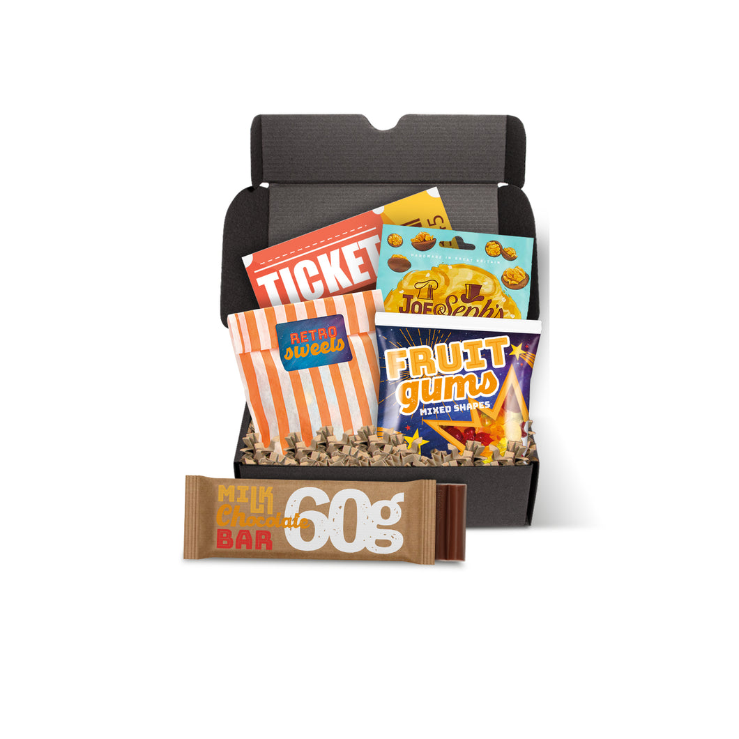 Movie Night Gift Box