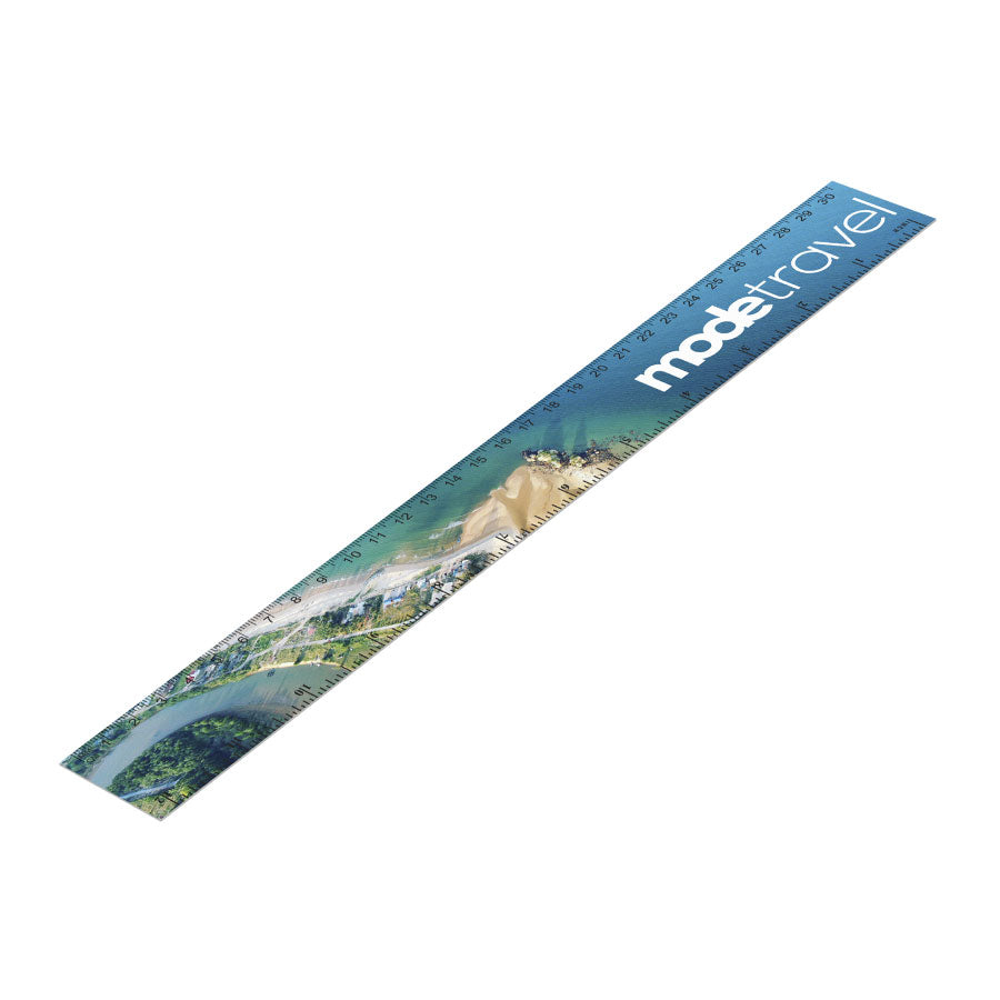 Never Tear 30cm/12 Inch Ruler