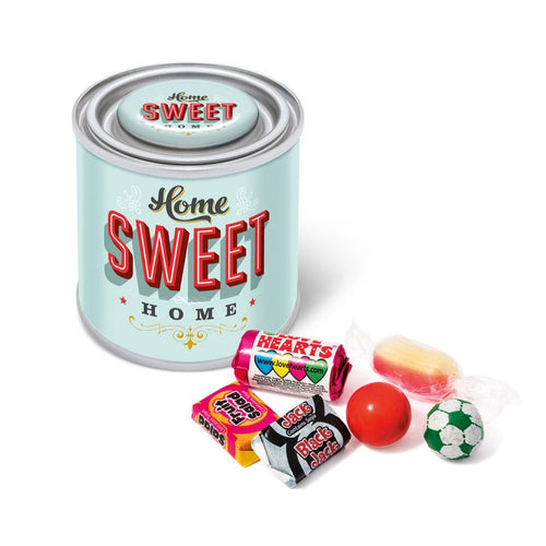 Retro Sweets Small Paint Tin