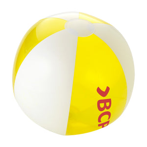 Bondi Solid and Clear Beach Ball