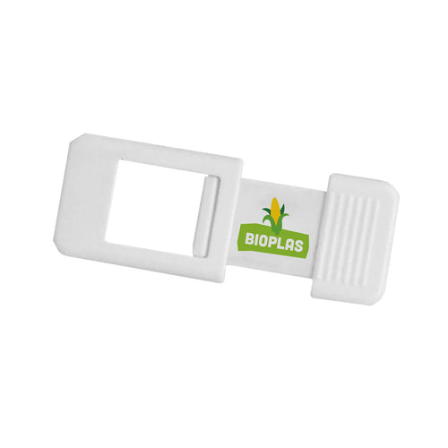 Bio-Plastic Webcam Cover (White)