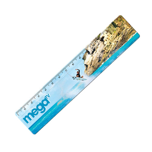 Branded Ruler 15cm/6 Inches