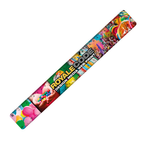 Branded Ruler 30cm/12 Inches