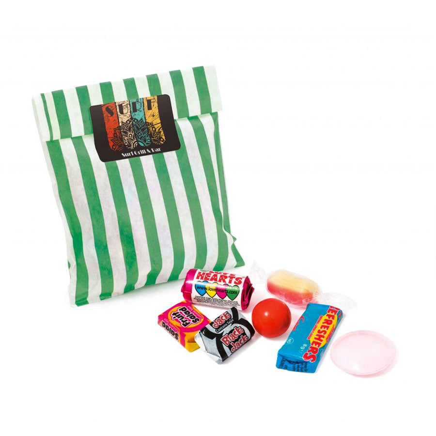 Retro Sweets Candy Bag 60g