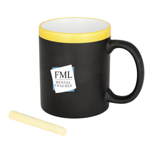 Chalk Writing Mug