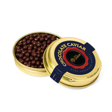 Load image into Gallery viewer, Caviar Tin Gold - Chocolate Pearls