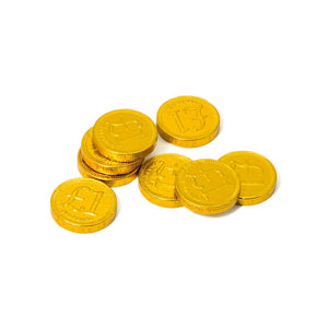 Chocolate Coins Small Pouch