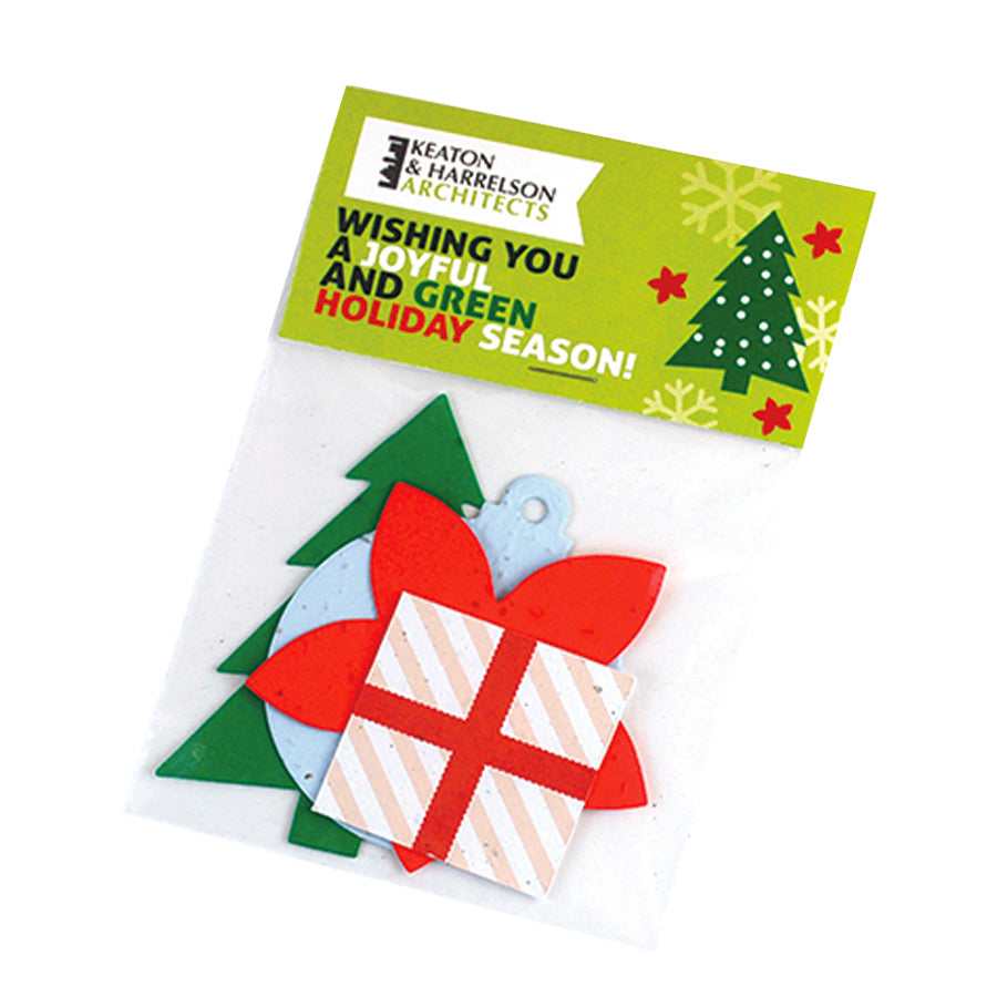 Christmas Shapes Seed Pack
