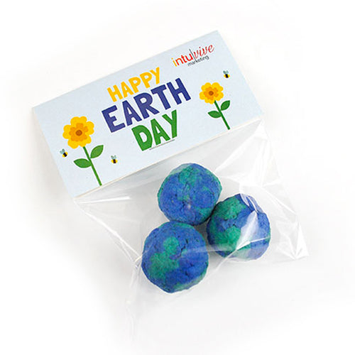 Earth Day Seed Bombs