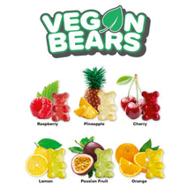 Load image into Gallery viewer, Vegan Bears Eco Kraft Cube  40g