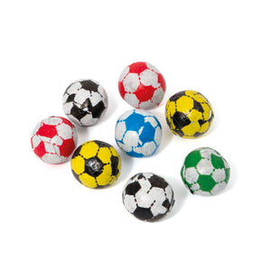 Chocolate Footballs Eco Maxi Pot