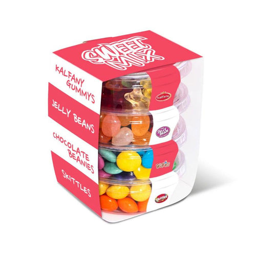 Sweets Mix Eco Pot Stackers