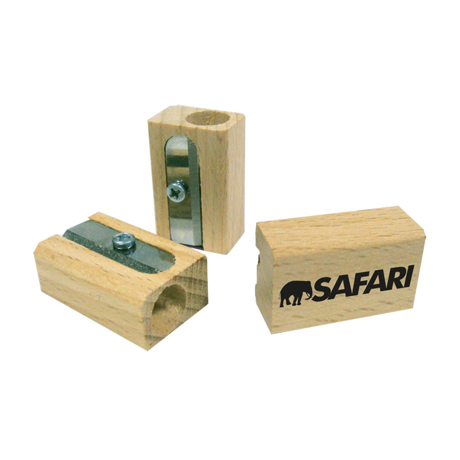 Sustainable Timber Pencil Sharpener